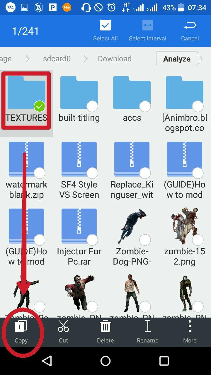 download psp apk mod texture